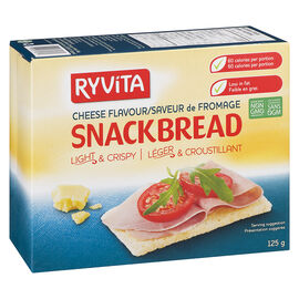 Ryvita Snackbread - Cheese - 125g