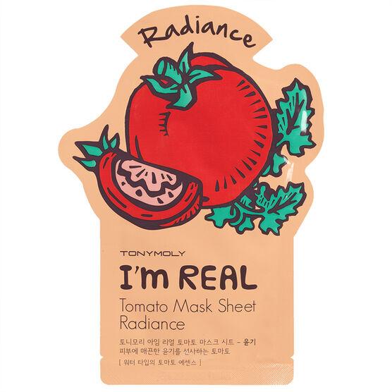 TonyMoly I'm Real Tomato Mask Sheet - Radiance