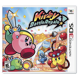 PRE ORDER: Nintendo 3DS Kirby Battle Royale