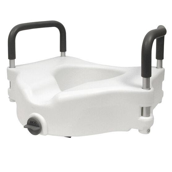 BIOS Living Raised Toilet Seat - 59013