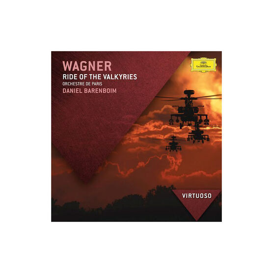 Daniel Barenboim - Wagner: Ride of the Valkyries - CD