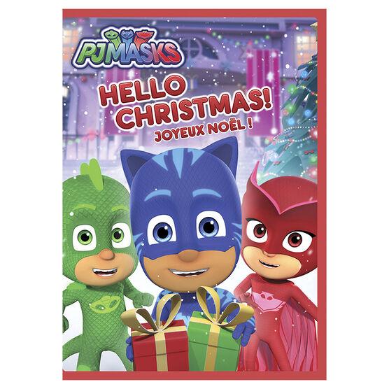PJ Masks: Hello Christmas - DVD