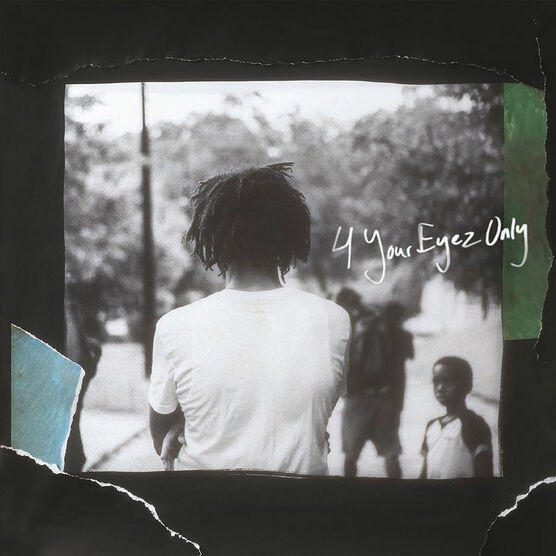 J. Cole - 4 Your Eyez Only - Vinyl