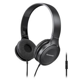 Panasonic Lightweight On-Ear Headphones - RPHF100MA