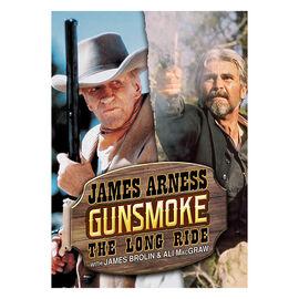 Gunsmoke: The Long Ride - DVD
