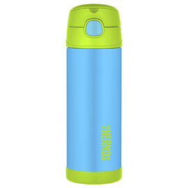 Thermos Funtainer Stainless Steel Beverage Bottle - Assorted - 470ml