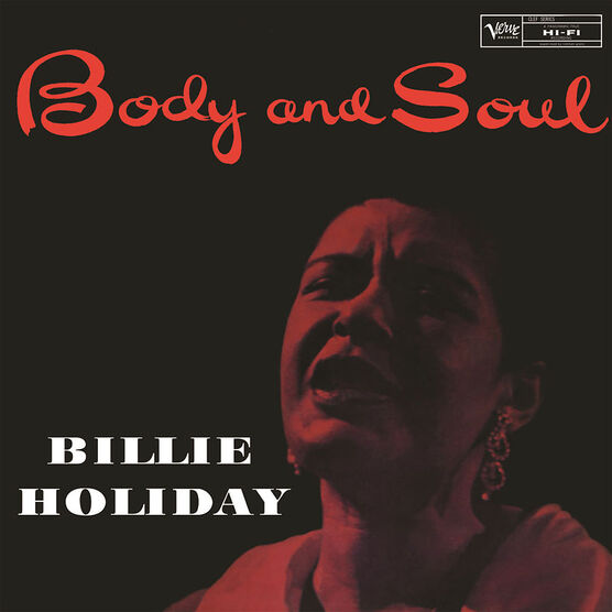 Billie Holiday - Body and Soul - Vinyl
