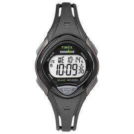 Timex Ironman Sleek 30 Digital Watch - Black - TW5M10300GP