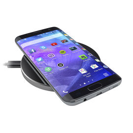 Satechi Qi Wireless Charger - Space Grey - STWCPM