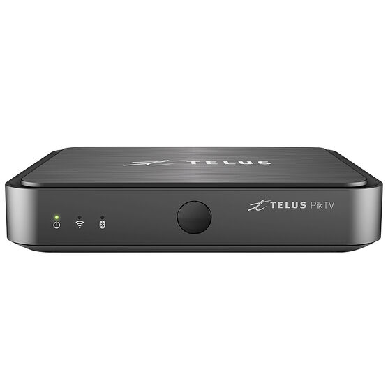 Telus Pik TV Media Box - NPIKTVSTBV1