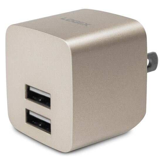 Logiix USB Power Cube Rapide - Gold - LGX12036