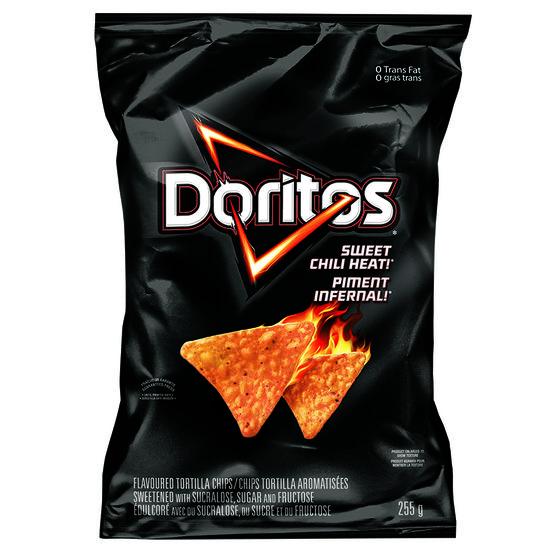 Doritos Tortilla Chips - Sweet Chili Heat - 255g