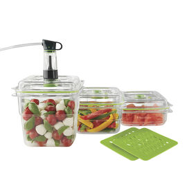 FoodSaver Fresh Container Bundle - 3 piece