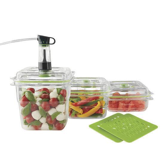 FoodSaver Fresh Container Bundle - 3 piece
