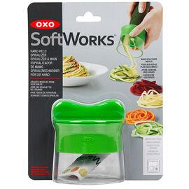 OXE Softworks Hand Held Spiralizer