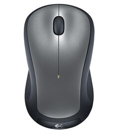 Logitech M310 Wireless Mouse - Silver - 910-001675