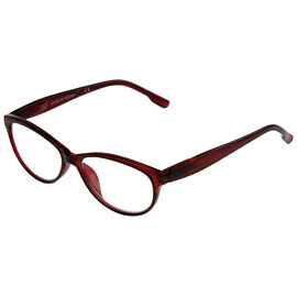 Foster Grant Del Women's Reading Glasses - Wine - 1.25