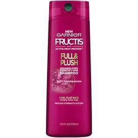 Garnier Fructis Full & Plush Shampoo - 370ml