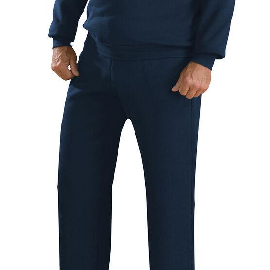Silvert's Men's Fleece Track Pants - XS - XL