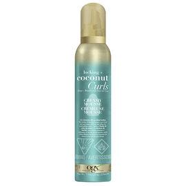 OGX Coconut Curls Creamy Mousse - 235ml