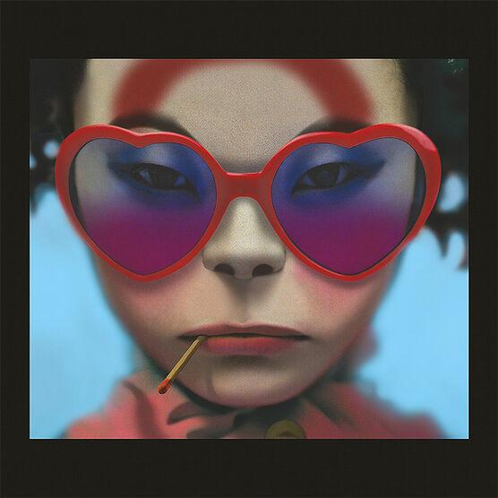 Gorillaz - Humanz - 2 LP Vinyl