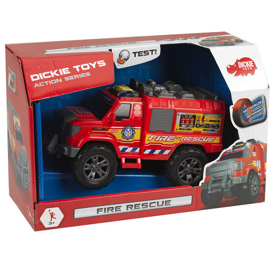 Dickie Fire Rescue Motorized