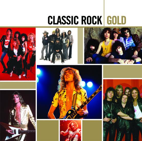 Classic Rock - Gold - 2 Disc Set