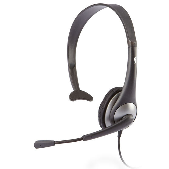 Cyber Acoustic Mono Headset Boom - AC-104