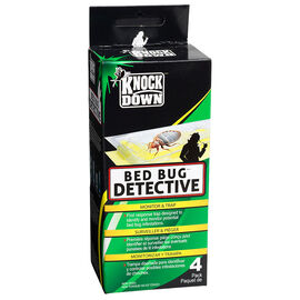 Knock Down Bed Bug Detective - 4 pack