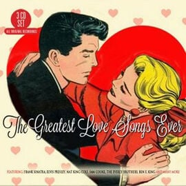 Various Artists - The Greatest Love Songs Ever - 3 CD