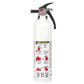 Kidde Fire Extinguisher - White