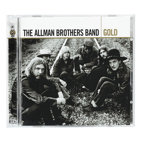 Allman Brothers Band - Gold - CD