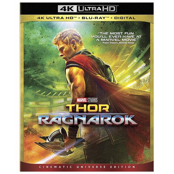 Thor: Ragnarok - 4K UHD Blu-ray