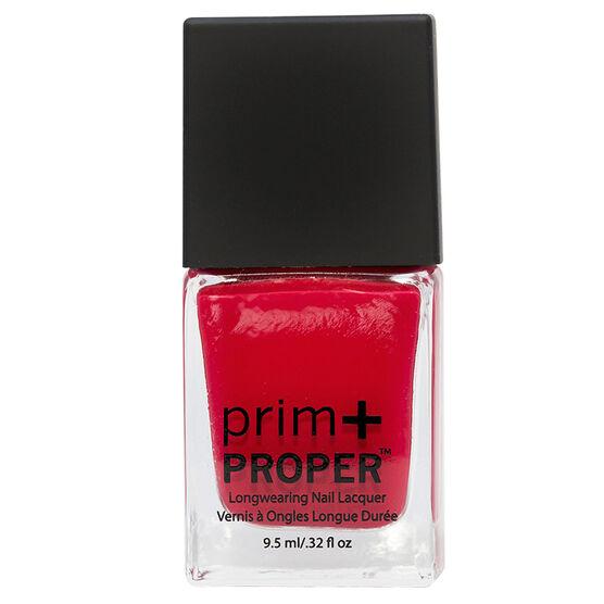 Prim + Proper Nail Lacquer - O Canada