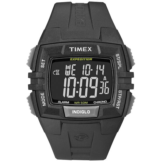Timex Expedition Watch - Black - T49900GP