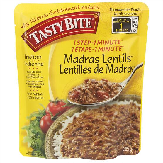 Tasty Bite - Madras Lentils - 285g