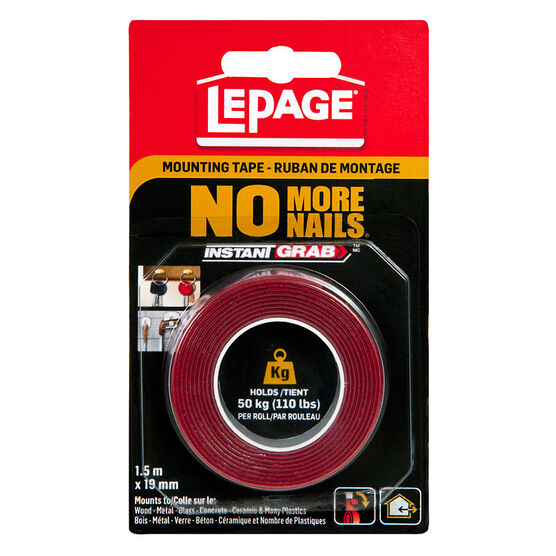 No More Nails Mounting Tape