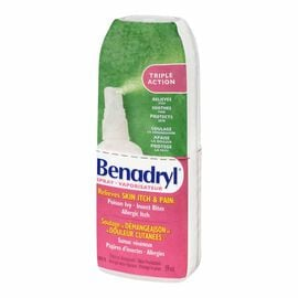 Benadryl Itch Relief Spray - 59ml