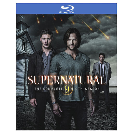 Supernatural: The Complete Ninth Season - Blu-ray