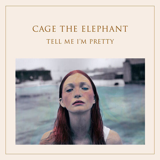 Cage The Elephant - Tell Me I'm Pretty - CD
