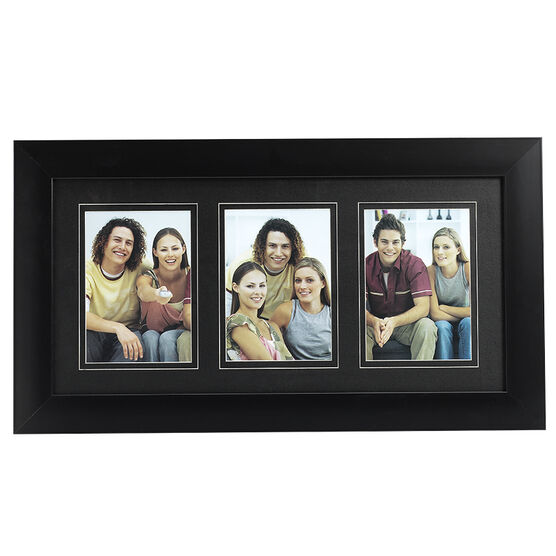 Nexxt by Linea Metro Frame - 10x20-inch - Black