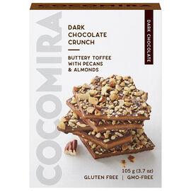 CocoMira Dark Chocolate Crunch - Gluten Free - 105g