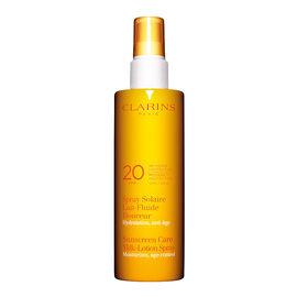 Clarins Sunscreen Care Milk-Lotion Spray - SPF 20 - 150ml