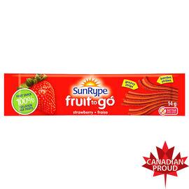 Sun-Rype Fruit To Go - Apple Strawberry - 14g