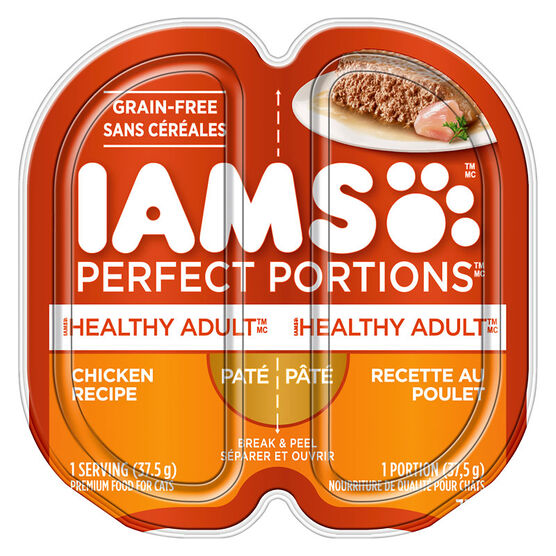IAMS Perfect Portions - Chicken - 75g