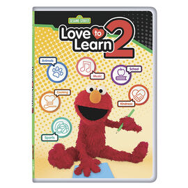 Sesame Street: Love to Learn Vol. 2 - DVD