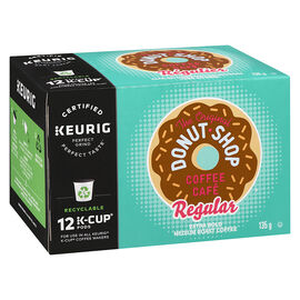 K-Cup Donut House Light Roast Coffee - 12 Servings