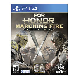 PS4 For Honor - Marching Fire Edition