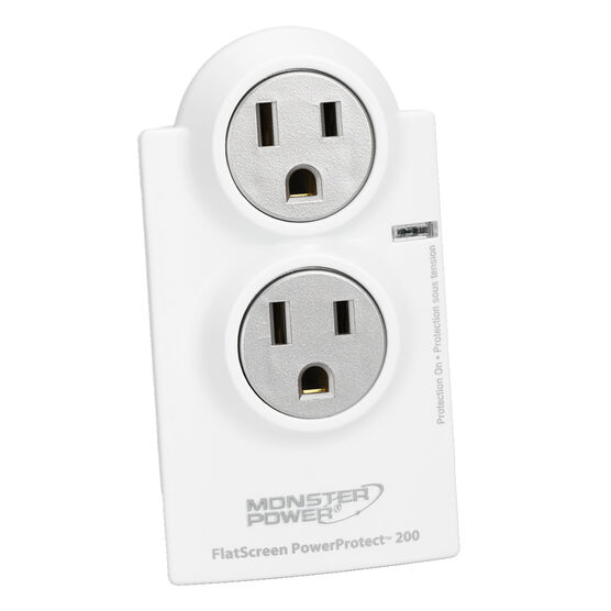Monster Power 2 AC Outlets - FSAVFL200C