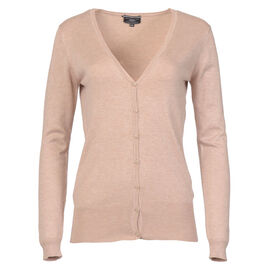 Lava Button Down Sweater - Biscuit - Assorted
